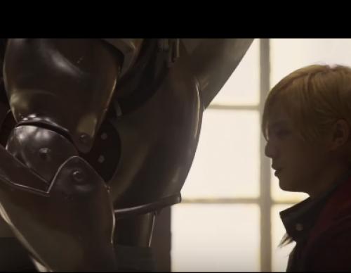 'Fullmetal Alchemist' Live-Action Movie Update: Photo of Alphonse Elric Teased!