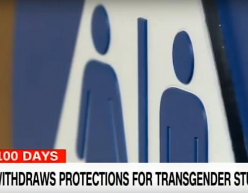 Transgender Bathroom Regulation For Students Overturned By Trump