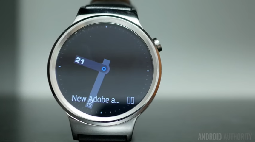 Huawei Watch 2 Leaked Ahead Of MWC Launch