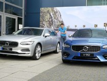 Volvo Hybrid Cars S90 And V90 To Come Out in 2018, Specs & Features Unveiled