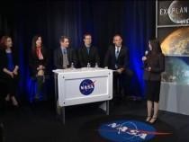 NASA Press Conference 22/02/2017
