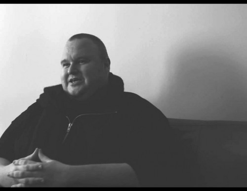 Kim Dotcom's view on New Zealand internet