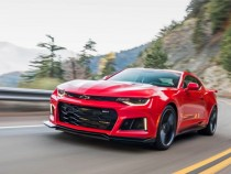 2017 Chevrolet Camaro ZL1: A Mean Accelerating Machine