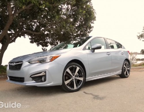 2017 Subaru Impreza: Proving Itself Once More With 'Top Safety Pick+' Award