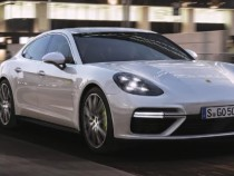 2018 Porsche Panamera Turbo S E-Hybrid Promises More Power And Efficiency