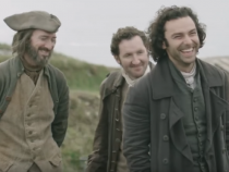 EXCLUSIVE BLOOPERS from Series 3 {video from Official Poldark}