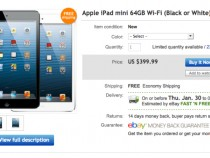 iPad mini 64GB Wi-Fi (first-gen) Deal