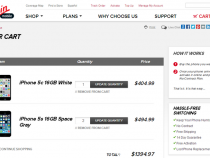 iPhone 5S, iPhone 5C deal from Virgin Mobile