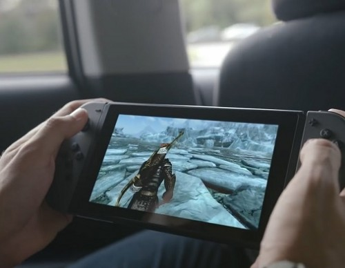 Which Version Of Skyrim Will Arrive To Nintendo Switch?
