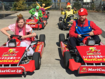 Nintendo Is Suing A Japanese Company For Its Mario Kart-Themed Business