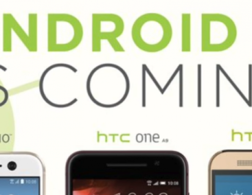 Android Nougat Update Rolling Out To HTC M9 Phones