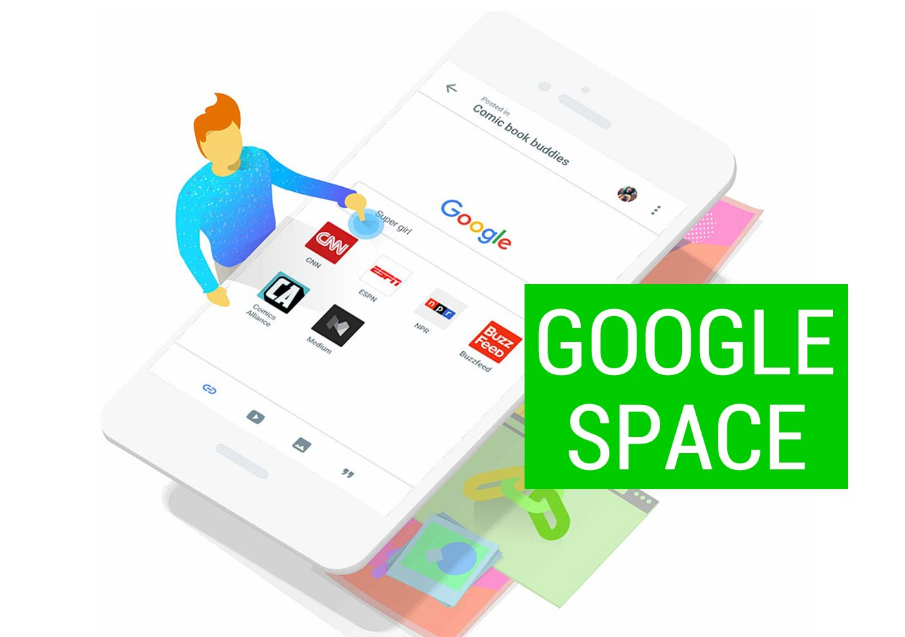 Google To Shut Down Spaces On April