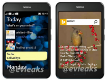 Unannounced Nokia phone leaks in press render, could be Asha 504