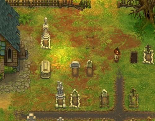 Lazy Bear Games' 'Graveyard Keeper' Released First Trailer