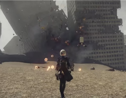 NieR Automata Guide: List Of Trophies And How To Earn Them