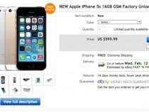 Unlocked iPhone 5s Deal
