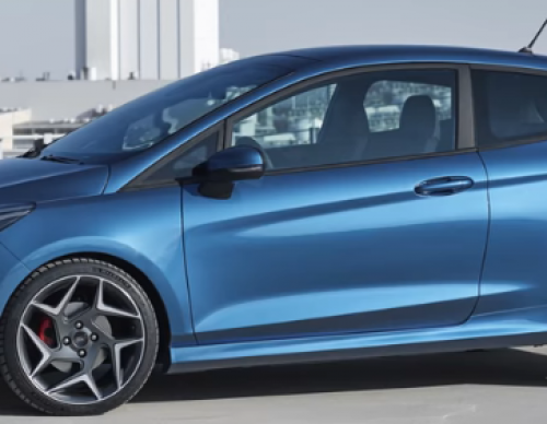 2018 Ford Fiesta Shows Up Ahead Of Geneva Motor Show, Features Three-Cylinder EcoBoost