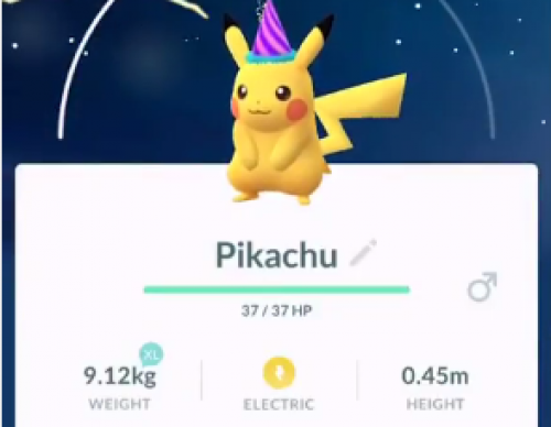 Pokemon Go Update: Pokemon Day Event Is Now Live