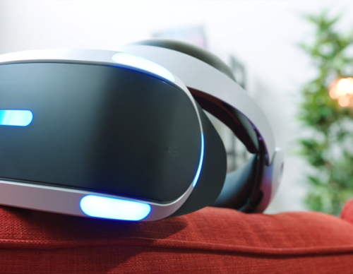 How The PlayStation VR Headset Sold Over 900k Units