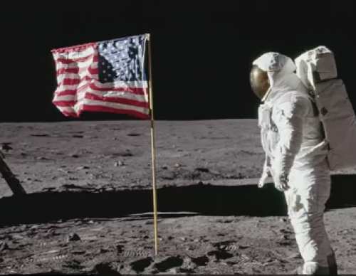 NASA'a Apollo 11 Moon Rock Bag Turned Over To Rightful Owner Per Court Order
