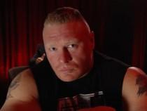 Brock Lesnar issues a warning to Goldberg