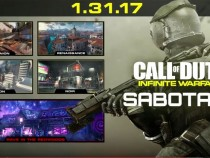 Complete Guide For 'Call Of Duty: Infinite Warfare' Zombie DLC; Easter Eggs, Power Locations Unveiled