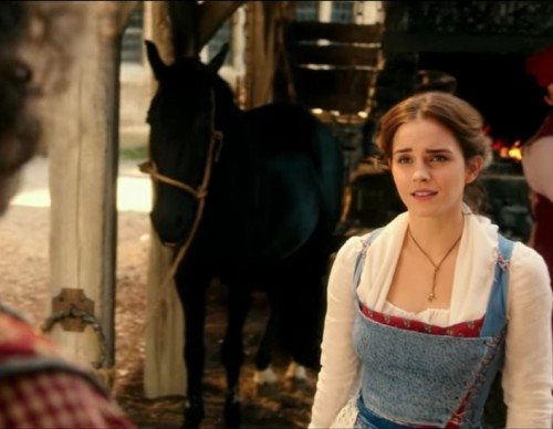'Beauty And The Beast' New Clip Points To 'Harry Potter' Easter Egg?