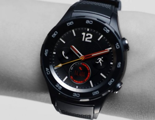 Huawei Watch 2 Debuts at the 2017 Mobile World Congress
