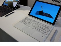 This is the Samsung Galaxy Book!