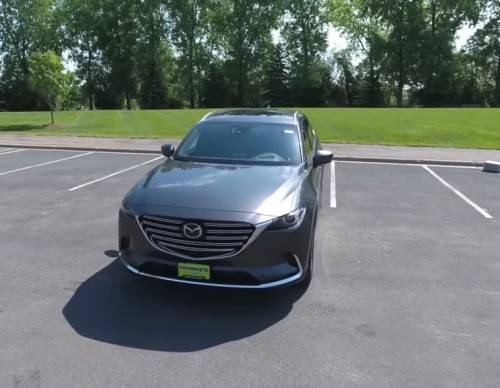 2017 Mazda CX-9: Why It Has The 'Best Large Utility Vehicle' Title