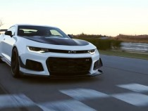 2018 Chevrolet Camaro ZL1 1LE Reveals More Power And Capability
