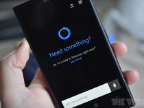 Microsoft Cortana digital assistant - Leaked screenshot