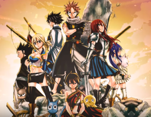 'Fairy Tail' Chapter 525 Spoilers: Who Is Zeref's Son?