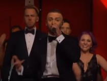 Justin Timberlake - Can't Stop The Feeling (Oscar 2017) HD