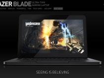 Razer Blade ultra-thin gaming laptop