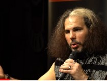 Matt Hardy on re-signing with WWE & If he'd remain BROKEN!