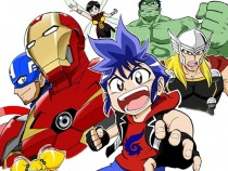 Marvel Announces New Anime Series And Manga, 'Marvel Future Avengers'