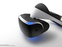 Sony Project Morpheus Virtual Reality Gear for PlayStation 4