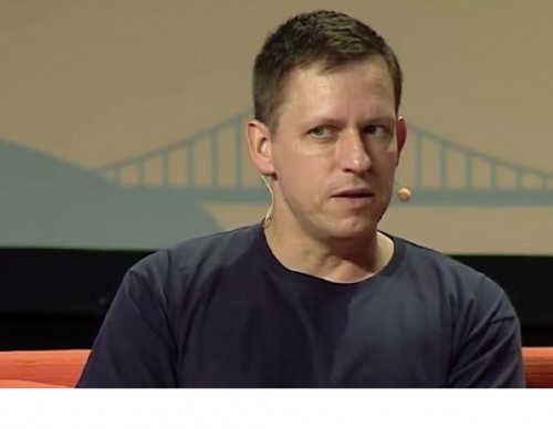 Peter Thiel - Signs to look for in a Successful Start-Up