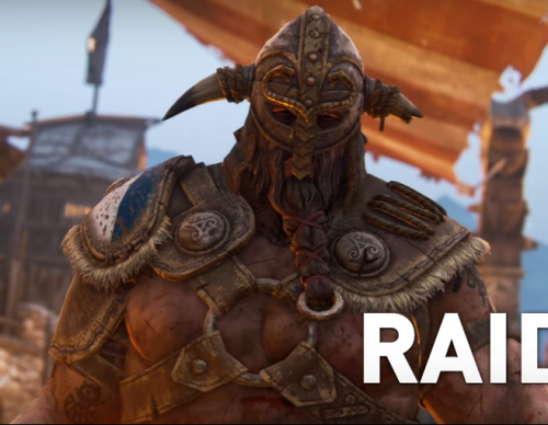 For Honor Trailer: The Raider (Viking Gameplay) - Hero Series #2 [US]