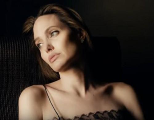 Mon Guerlain commercial: Starring Angelina Jolie