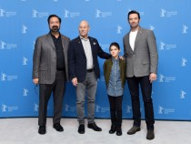 'Logan' Photo Call - 67th Berlinale International Film Festival