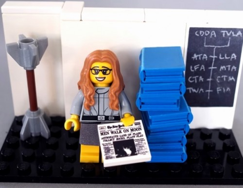 Lego 'Women Of NASA' Approved After Batman Movie's Success