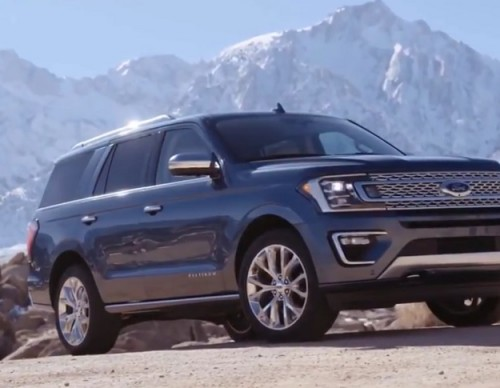 Ford Puts Live TV Streaming On 2018 Expedition