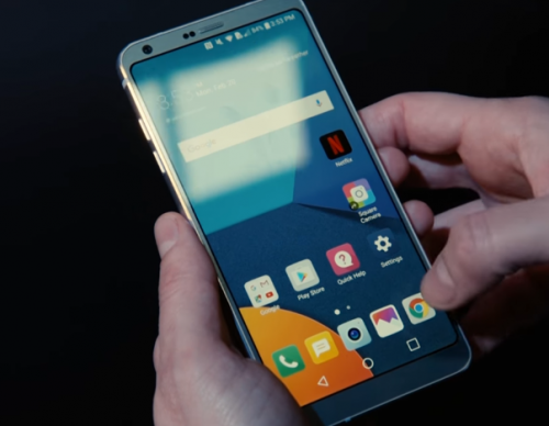 LG G6 Brings The Big Screen Experience To Your Phone