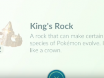 Pokemon Go Guide: Learn Where To Find The King's Rock To Evolve Certain Monsters
