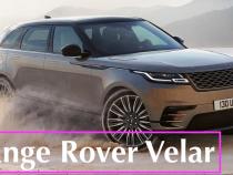 The 2018 Range Rover Velar Luxury SUV