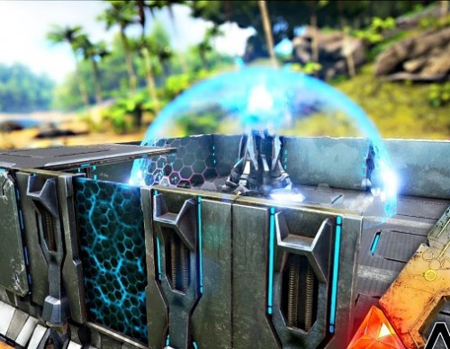 More Creatures, TEK Structures Arrive To Ark: Survival Evolved