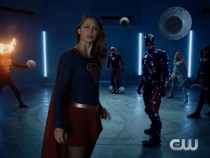 The CW Prepares For Bigger DC Shows Four-Way Crossover