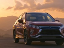 Mitsubishi Unveils 2018 Eclipse Cross Ahead Of Geneva Motor Show Debut